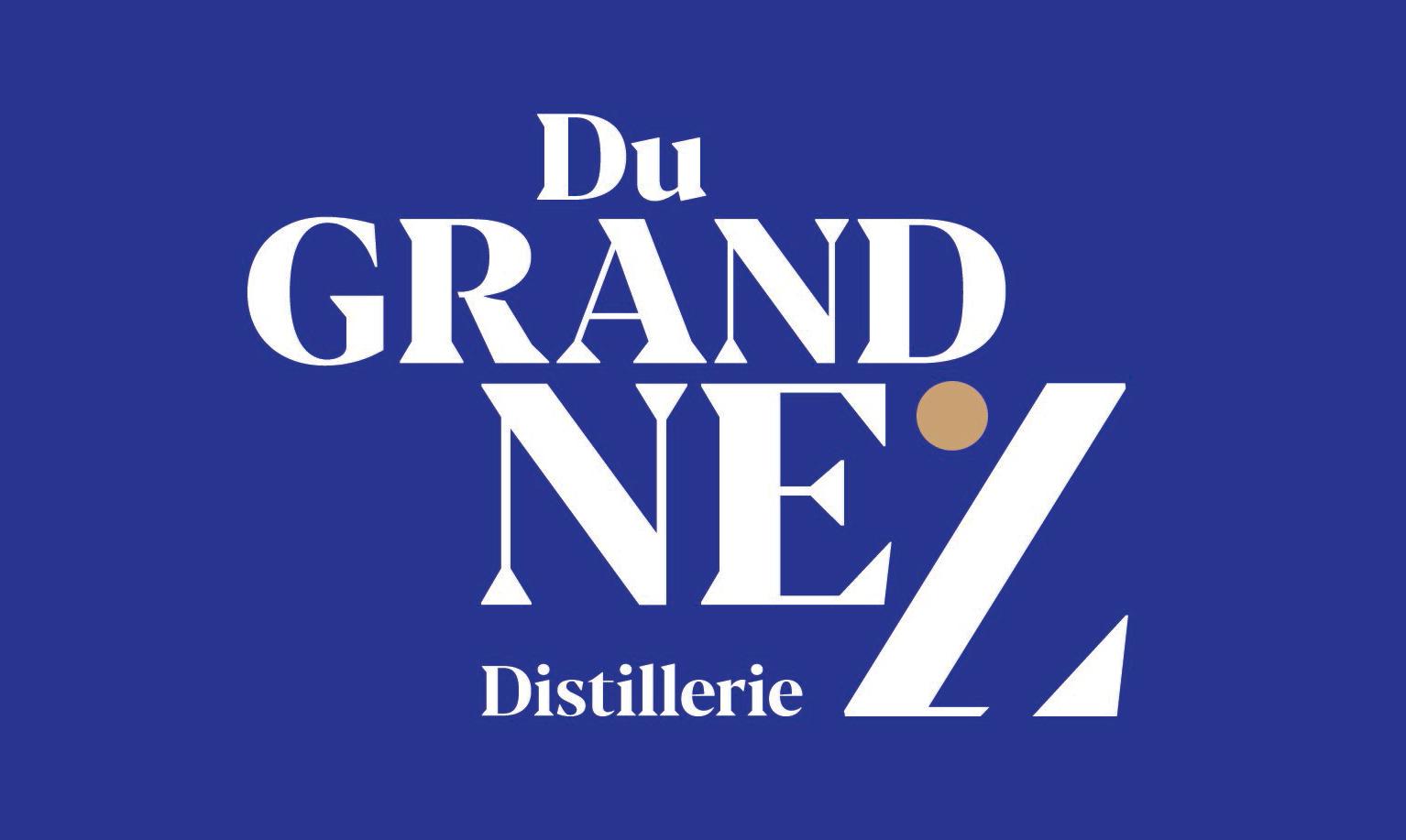 logo de la distillerie du grand nez