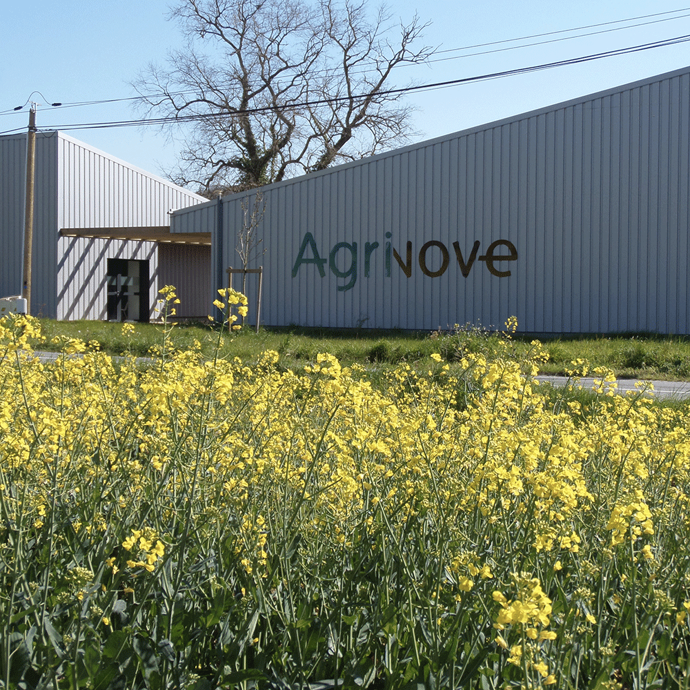 Photo du batiment de la technopole Agrinove à Nérac